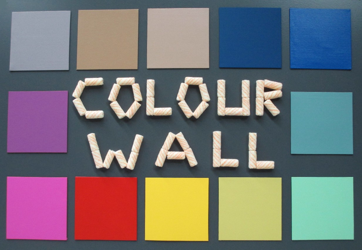 Colour Wall